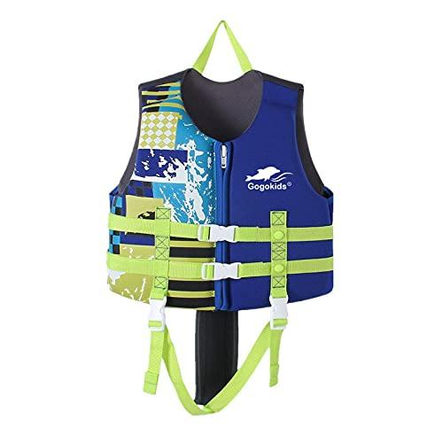 Gogokids Kids Float Vest Swim Jacket - Children Swimming Vest Toddler...