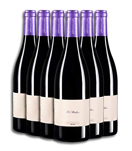 Leyenda del Páramo - El Médico Vino Tinto - Caja de 6 botellas de 75 cl. (9 meses)