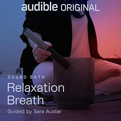 Relaxation Breath audiobook cover art