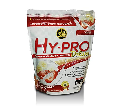 All Stars Hy-Pro Deluxe (500g, Strawberry-Banana)
