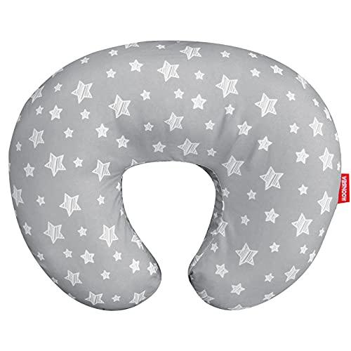 Nursing Pillow Cover, for Infant Snug Fits Boppy Nursing Pillows,...