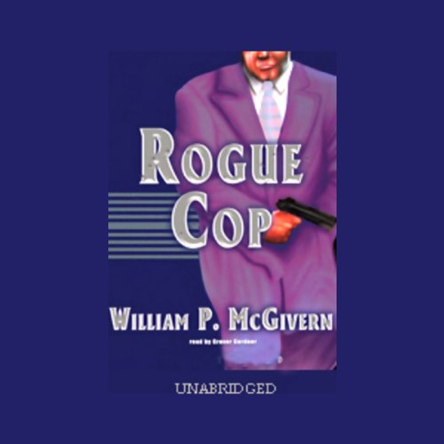 Rogue Cop audiobook cover art