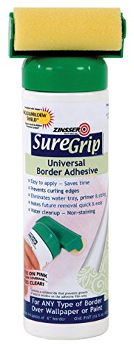 Rust-Oleum 2876 SureGrip Universal Border Adhesive Bottle, 16 oz