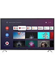 SHARP TV, 4K Ultra HD LED Android TV, Google Assistant, Amazon Video, Harman/Kardon geluidssysteem, HDR10, HLG, Bluetooth 50 inch 4T-C50BL2EF2AB