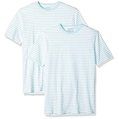 Men's Slim-fit Short-Sleeve 2-Pack Stripe T-Shirts