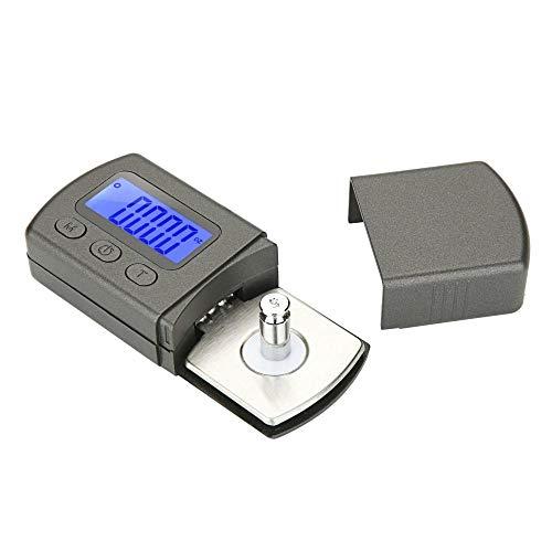 Escala de quilates en miniatura de 5g balanza en voladizo escala de joyería portátil escala de joyería de alta precisión de rango pequeño