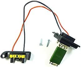 Nuevo ventilador de motor Sense Resistencia del ventilador del ventilador Rheosat Ostat para Renaults Megane II 1.4 1.6v/Coupe 2002 2003 2004 2005 2006 2007 2008 509536,7701207717