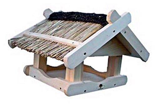 'House-Gard 103 Mangeoire Pierre Chouette, 46 x 43 x 21 cm