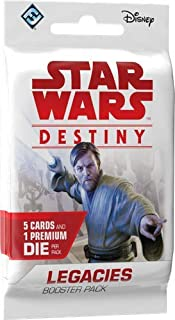 Fantasy Flight Games Star Wars: Destiny - Legacies Booster Box Board & Card Games