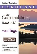 Les Contemplations, livres 1 à 4 (Bac 2020) de VICTOR HUGO