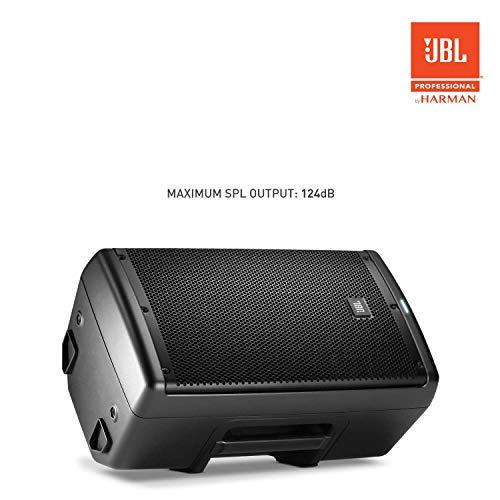 Altavoz Auto-amplificado JBL EON610 Color Negro, 10