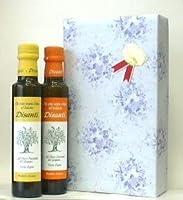[Disanti] ディサンティ、エキストラ・ヴァージン レモン&オレンジ オリーブオイル 2本