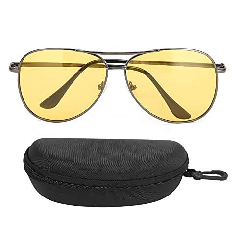 Yinhing Gafas de Sol, UV400 Lente polarizada Anti-UV Gafas de protección de luz Fuerte de Moda para Hombres y Mujeres