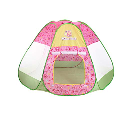CSQ Lightweight Ball Pool, Girl's Early Education Game Tent Kindergarten Large Space Indoor Ball Pool Baby's Climbing Tent/180 * 112CM Children's play house (Size : 180 * 112CM)