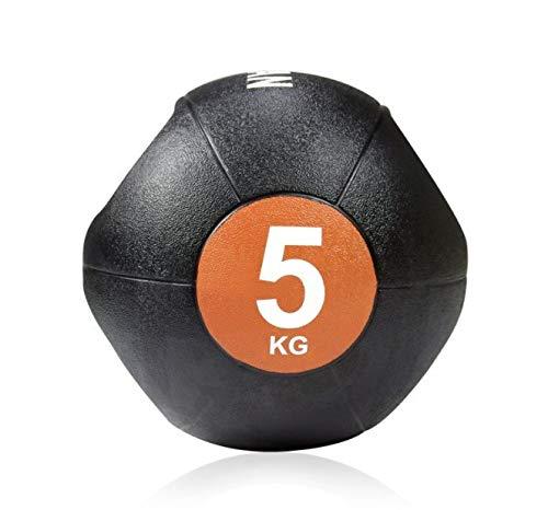 YDME Doble asa Functional Fitness Balón Medicinal