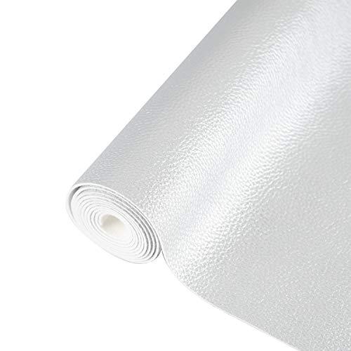 AOUXSEEM - Rollo de piel sintética para arcos, pendientes, bolsos, carteras, costura, manualidades, reparación para decorar sillas de piel
