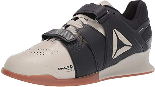 Reebok Men's LEGACYLIFTER, Light Sand/Black/Gum, 14 M US