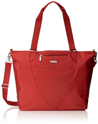 Baggallini Avenue Tote, Apple