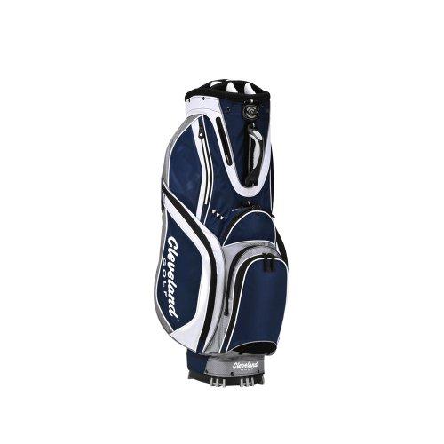 Cleveland Golf Light Weight Cart Bag (Blue)