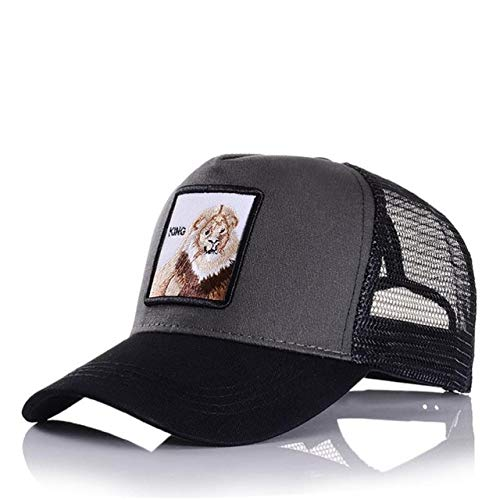 Gorras de bisbol para Hombre, Mujer, Ajustable, Universal, Exteriores, Sombra, pap, Conductor de camin, Sombreros de Malla-a56