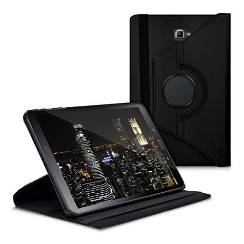 kwmobile Cover Compatibile con Samsung Galaxy Tab A 10.1 (S-Pen) (2016) - Custodia per Tablet Rotazione 360° Stand Similpelle - Protezione Tab Pad