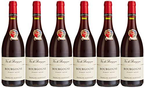 Martenot  Parfum De Vigne Bourgogne Pinot Noir (6 x 0.75 l)