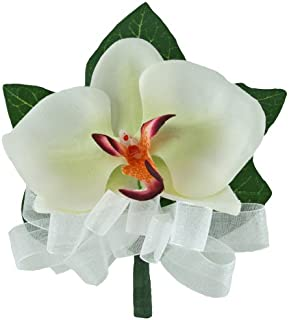 Best white orchid corsages for prom Reviews