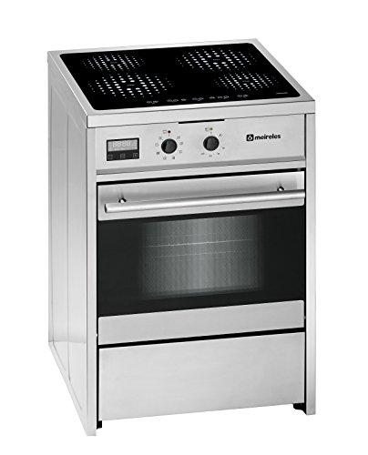 Meireles E 612 X - Cocina (Cocina independiente, Acero