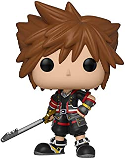 Funko POP Disney: Kingdom Hearts 3 - Figura coleccionable de Sora, multicolor