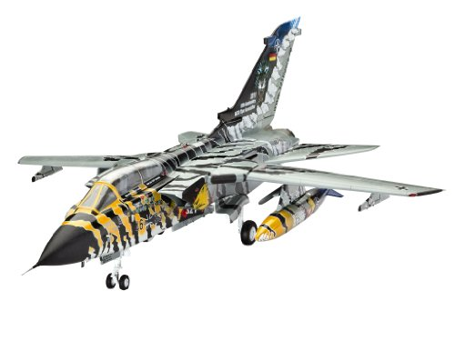 "Revell of Germany Tornado Lechfeld Tiger 2011"" Plastic Model Kit"