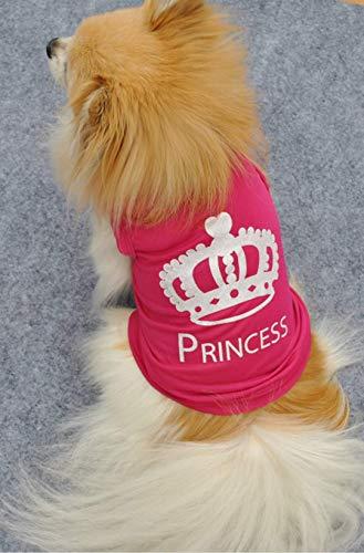 ペットウェア 犬服 ドッグウェア キャットウェア 小型犬 お洒落 かわいい お出掛け 簡単装着 Tシャツ