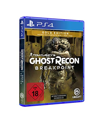 Tom Clancy's Ghost Recon Breakpoint Gold Edition - [PlayStation 4]