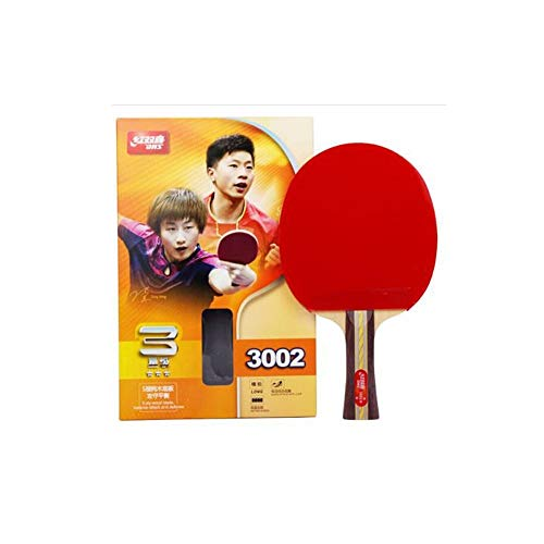 Check Out This HUIJUNWENTI Table Tennis Racket, Horizontal Shot, One Star Single Shot, Double-Sided ...