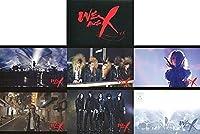 エックスジャパンヨシキX JAPANYOSHIKI~映画WE ARE X~X JAPAN ポストカードセット5枚組エンベローブ付き 千葉