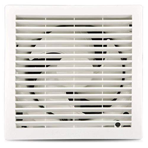 no-logo WJDDJ Invente El Ventilador De Ventilación De Velocidad Única Calificado For Energy Star, Blanco