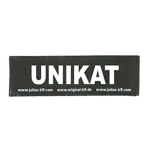 Julius K9 8151641 2 Klettsticker L. Unikat