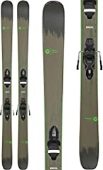 New 2020 Rossignol Smash 7 Kid's Freestyle Skis Maximum Floatation - Powder Rocker offers effortless float and control in deep snow with energy and grip for progressive freeride performance Easy Steering, Playful Feel - Centered sidecut provides conf...