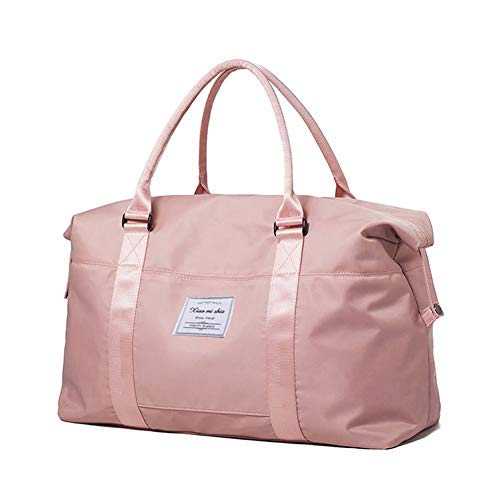 Weekend Bag for Women Overnight Bag Carry on Bag Holdalls Travel Bag for Women Gym Bag Waterproof Weekender Tote Bag