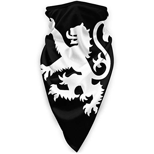 XCNGG Lion Rampant Scotland Breathable Face Windproof Sports Outdoor Scarf Neck Warm Turban Headwear Hat scarf