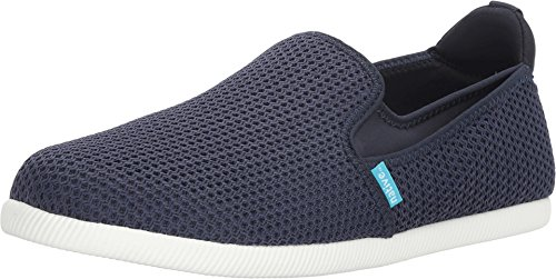 Native Shoes , Baskets mode pour femme bleu bleu - bleu - Regatta Blue-Shell White,
