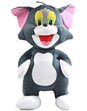 Standing lovely and fashion Cat and Mouse Tom and Jerry-TOM Plush  Doll Pillow