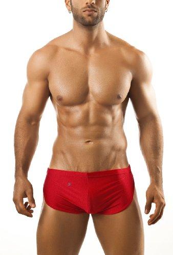 Joe Snyder Short-Red-OS