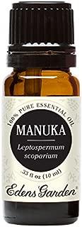 Edens Garden Manuka Essential Oil, 100% Pure Therapeutic Grade (Highest Quality Aromatherapy Oils- Acne & Eczema), 10 ml