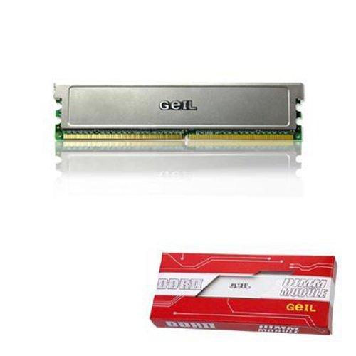 G.E.I.L. PC2-6400 Arbeitsspeicher 1GB (800 MHz, 240-polig) DDR2-RAM Kit