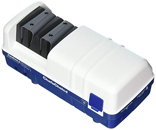 Chef's Choice M710 White and Blue Diamond Hone Marine Sharpening Station by Chef's Choice