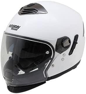 NOLAN(ノーラン) ヘルメット システム N43E Trilogy メタルホワイト/5 Mサイズ(57-58cm) 78527