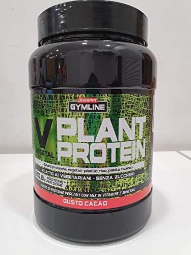 Gymline Muscle Gymline Muscle Veg Prot Blend Cacao - 900gr