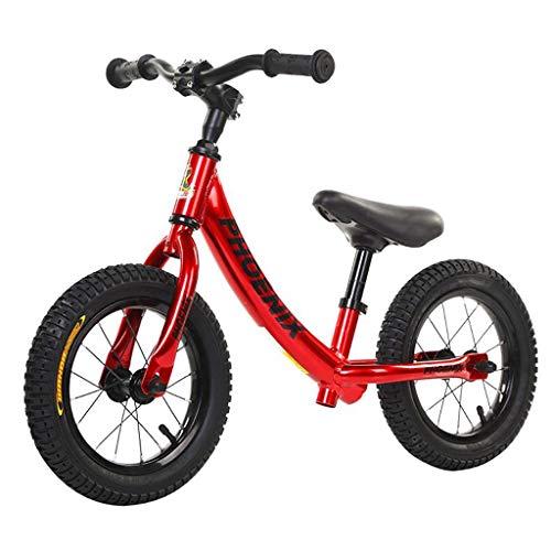 Vélo Bébé Draisienne,Vélo d'équilibre, Enfants Draisienne, pas de pédale Stride vélo, enfant...