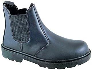 Blackrock SF12C Dealer Safety Boot (Brown) , Size 10