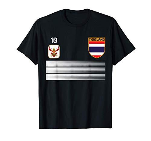 Camisola de futbol de Tailandia 2021 Futbol de Tailandia Camiseta
